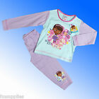 Girls Official Doc McStuffins Pyjamas Age 18 Months 1 2 3 4 5 Years