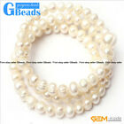 Cultured Pearl Strand Linking Bracelet Adjustable Size Fashion Jewelry Beads