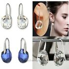Fashion Women's Earrings Ear Studs Crystal Rhinestone Dangle Drop Hook Earrings