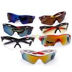 New Bike Bicycle Cycling Sports UV400 Protective Sunglasses Goggles Glasses