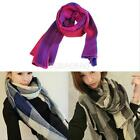 New Lady Knit Wool Pashmina Wrap Soft Warm Winter Long Shawl Scarf Unisex