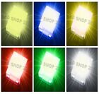 500pcs POWER TOP SMD SMT Multicolor PLCC-2 3528 1210  Bright LED Light