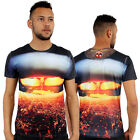 End Of Times 3D Print Fitted T-Shirt Urban life By Monkey Business