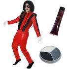 BOYS ZOMBIE JACKO COSTUME HALLOWEEN HORROR FANCY DRESS CHILDS DEAD MUSIC ICON