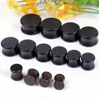 14pcs Set Organic Wood Double Flared Ear Plugs Tunnel Expander Stretcher Kit