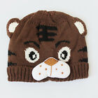 JR Style Girl Boy Kid Toddler Crochet Knit Fresh Tiger Hat Cap Beanie Bonnet AU