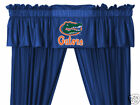 Florida Gators Curtains & Valance Set