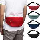 BELT BUM BAG WAIST MONEY POUCH HIP FANNY PACK SPORTS, FESTIVAL