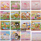 HK SARNIO HELLO KITTY MELODY MINNA NO TABO POCHACCO KUROMI  2015 TABLE CALENDAR