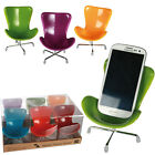MOBILE PHONE HOLDER CHAIR NOVELTY GIFT UNIVERSAL IPHONE SAMSUNG STAND HOME NEW