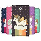 HEAD CASE DESIGNS UNICORNS CHUBBY CASE FOR SAMSUNG GALAXY TAB 4 7.0 3G T231