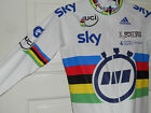 NEW TT TEAM GB UCI world champion stripes cycling bike skinsuit rider issue  SKY