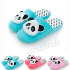 Non-slip Panda Warm Cotton Slippers Men Women Lovers Home Furnishing Sandals
