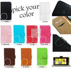 F Synthetic Leather Wallet Case Cover Stand Pouch Card Slot For Nokia Lumia 1320