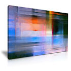 ABSTRACT Illusions 19 Canvas 1L Framed Printed Wall Art ~ More Size