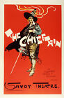 Photo Print Vintage Poster: Vintage Theatre The Chieftan