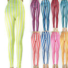Fashion Slim High-Waisted Women Full Length Legging Tights Stretchy Pants Skinny