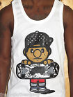 Trukfit Tank Top Shirt New Mens White Skateboard Tee Choose Size