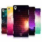 HEAD CASE DESIGNS PRINTED STUDDED OMBRE CASE COVER FOR SONY XPERIA Z3