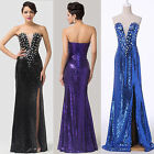 TOP GORGEOUS Sexy Women Xmas/Party/Gown/Bridesmaid/Evening/Prom/Debut Long Dress