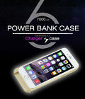 iPhone 6 4.7 Power Bank Portable External Battery Backup Pack Charger Case Cover