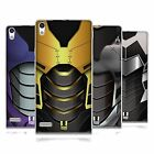 HEAD CASE ARMOUR COLLECTION 2 GEL BACK CASE COVER FOR HUAWEI ASCEND P6