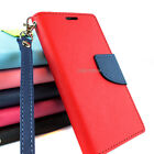 For LG Volt LS740 F90 Hybrid PU Leather & TPU Flip Wallet Pouch Case Stand
