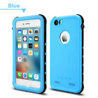 Waterproof Tough Shock Case Cover For Apple iPhone 6s 7 8 Plus XR