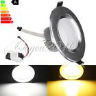 NEW 3/7/9/12/15W CREE LED Downlight Ceiling Recessed Light Bulb Lamp AC 85-265V