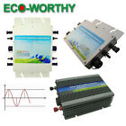 1.2KW 1KW 600W 500W 300W 12/24V mirco Grid tie inverter waterproof for option