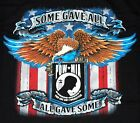 POW MIA Some Gave All All Gave Some New Design t-shirt Army Marines Navy AF