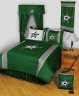 Dallas Stars Comforter Bedskirt and Sham Twin to King Size