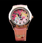 Fashion Disney Cartoon Boys Girls Kids Analog Quartz Watches Wrist Watches Gift