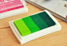 Hot Sale All-purpose DIY Colorbox Mini Cube Ink Stamp Pad Inkpad Rubber Stamp