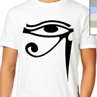 EYE OF HORUS T-Shirt. Ancient Egyptian God, The Eye of Ra, Mythology, Third Eye