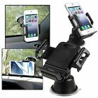 Car Mount Holder Phone Stand Cradle For Samsung Galaxy S5 Apple iPhone Huawei