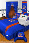 Florida Gators Bed in a Bag and Valance Twin to King Comforter Set