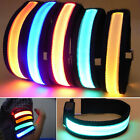 SALES Jogging, Cycling, Walking Flashing LED Reflector Safety Armband Reflective