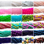 Round Glass Beads Different Color For Choice Strand Jewellery Making HOT