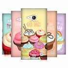 HEAD CASE DESIGNS CUPCAKE HAPPINESS CASE COVER FOR NOKIA LUMIA 735