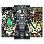 HEAD CASE DESIGNS AZTEC ANIMAL FACES SERIES 2 CASE FOR NOKIA LUMIA 735