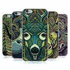 HEAD CASE AZTEC ANIMAL FACES SERIES 6 GEL BACK CASE COVER FOR APPLE iPHONE 6 4.7