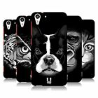 HEAD CASE DESIGNS FACE ILLUSTRATED SERIES 2 CASE COVER FOR HTC DESIRE EYE LTE