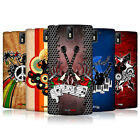 HEAD CASE DESIGNS MUSIC GENRE CASE COVER FOR ONEPLUS ONE