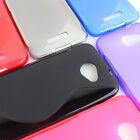 Colorful S Line Flexible TPU Case Skin Cover For Verizon HTC Droid DNA 6435