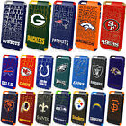 Official NFL Impact Hybrid Cover for Apple iPhone 6 Plus Protective Fan Case