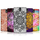 HEAD CASE DESIGNS MANDALA DOODLES CASE COVER FOR ONEPLUS ONE
