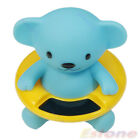 Baby Infant Bath Tub Water Temperature Tester Toy Cute Animal Shape Thermometer