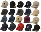 HURLEY FLEX FIT FITTED YUPOONG HAT CAP-SIZE S/M, L/XL