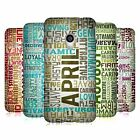 HEAD CASE DESIGNS BIRTH MONTH PERSONALITIES CASE FOR SHARP AQUOS EX SH-02F LTE